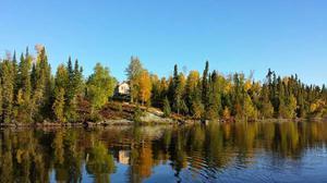 Cabin on Ontario walleye lake - $ (Kapkichi Lake)