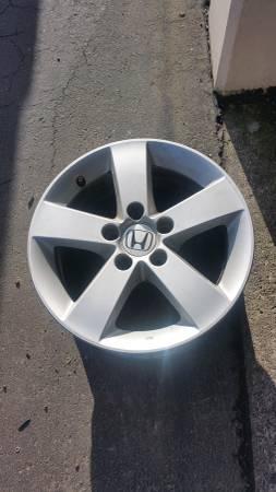 Honda Civic toyota 5x ALLOY ALUMINUM MAG RIMS