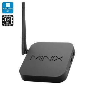 MINIX NEO Z64 Windows 8.1 Intel Mini PC TV Box Media Player
