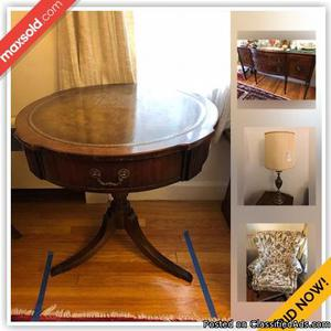 Melrose Estate Sale Online Auction