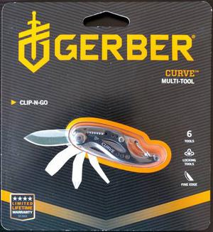 New Gerber Curve Mini-Tool