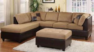 Sectional Sofa ** Recliner Sofa ** Fabric Leather Sofa **