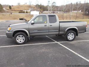 Toyota Tundra Gray Truck