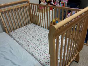 Baby bed, crib- good condition