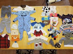Boys clothing lot- 0-6 months