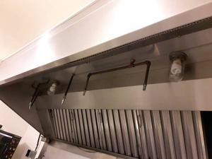 Commercial Exhaust hood fan