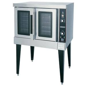 HOBART SINGLE DECK FULL SIZE ELECTRIC CONVECTION OVEN 240V