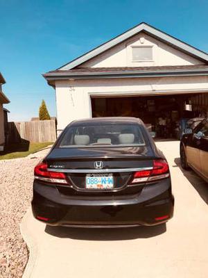 Honda Civic Sedan LX/Auto/Single owner/LOW MILEAGE