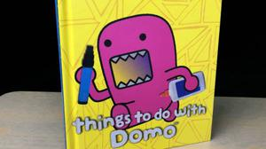 Things To Do With Domo (Book)