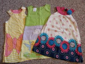 Toddler girl clothes gently used