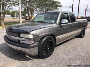 Chevrolet Silverado  Gray