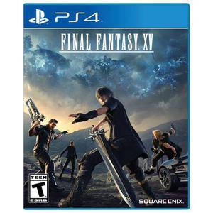 PS4 FINAL FANTASY XV BRAND NEW SEALED
