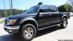 Toyota Tacoma Black