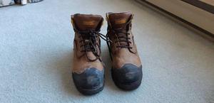 Dakota Tarantula Steel Toe Work Boots