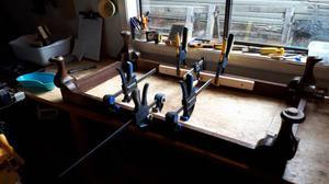 Furniture repair, custom woodwork