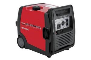 Honda EUi generator