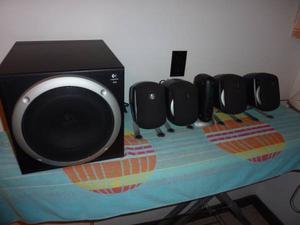 Logitech Z560 Certified 4.1 Speaker system
