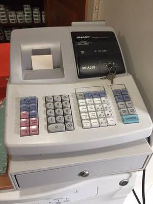 Sharp Cash Register XE-A21S