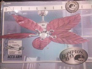 """56"""" Hampton Bay 'Antigua' Ceiling Fan - BNIB"""