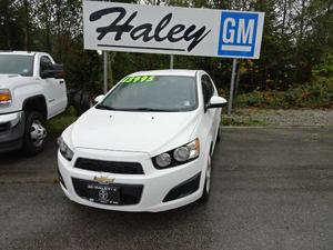 Chevrolet Sonic LT - A/C, Remote Start, Automatic, 1