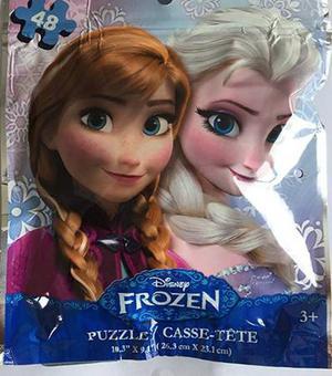 Disney Elsa & Anna Puzzle