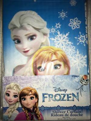 Disney Frozen Shower Curtain - Elsa & Anna