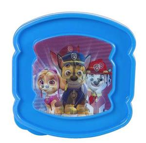 Paw Patrol Sandwich Saver - On-The-Go Lunch Box (Set of 2)