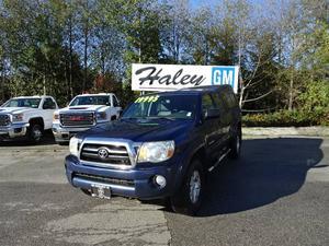 Tacoma TRD SR5, Dbl Cab, 4x4, no accidents, manual,