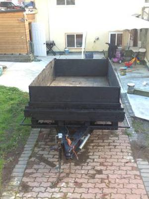 Affordable Heavy Duty Dump trailer