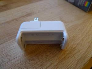 Apple A AA Battery Charger
