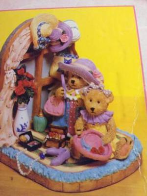 Teddy Bear book ends and Teddy Bear Bank