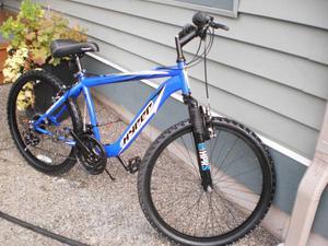 Youth Hyper Mountain Bike 21 Speed