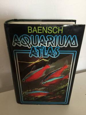 Aquarium Atlas Hardcover - Nov  by Hans A. Baensch