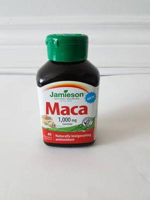 BRAND NEW SEALED JAMIESON NATURAL SOURCES MACA MG