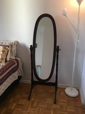 Cheval mirror (floor mirror)