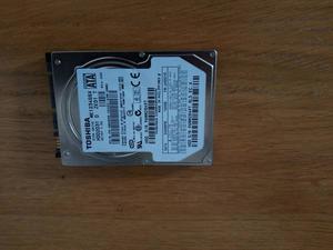 Hard drive 2.5'' Toshiba 120Gb