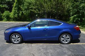 Honda Accord LX-S Blue