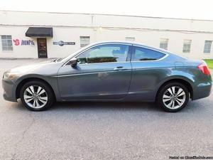 Honda Accord LX-S Gray