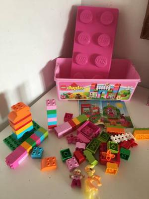 LARGE COLLECTION OF LEGO DUPLO FOR GIRLS