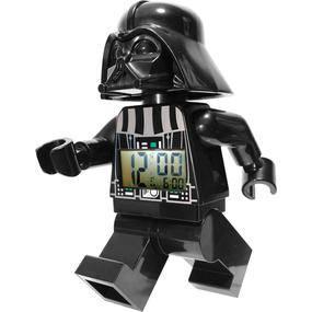 LEGO Watches Star Wars Darth Vader Kids Minifigure Light Up