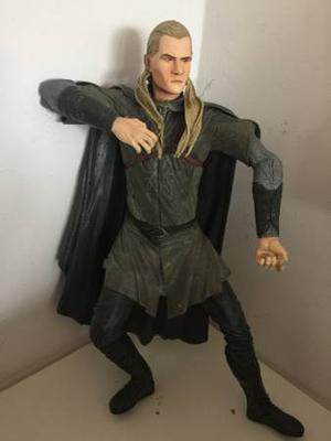 "Lord of the Rings LEGOLAS 20"" EPIC FIGURE NEW LINE CINEMA"