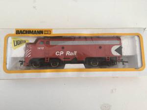 NEW IN BOX VINTAGE BACHMANN HO SCALE ELECTRONIC TRAIN CARS