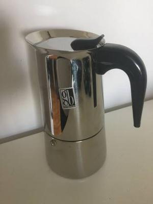 Stovetop Espresso Maker Stainless Steel Moka Pot Coffee