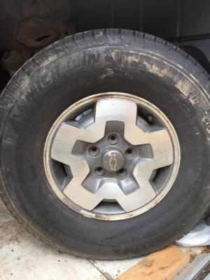 5 GMC Blazer Tires and Rims