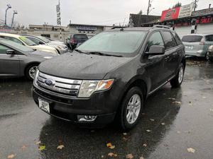 FORD EDGE SEL ALL WHEEL DRIVE, LEATHER!