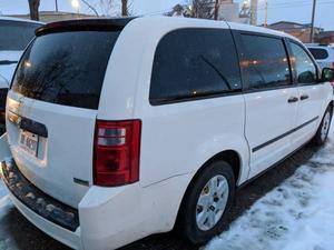Dodge Grand Caravan CV.No Seats