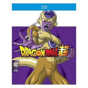 Dragonball Super Volume 2 Blu-Ray NEW! Dragon Ball Part 02