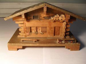 Vintage Cuendet Music Box Made in Switzerland