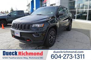 Jeep Grand Cherokee Trailhawk 4WD WE GET YOU MOVING!!
