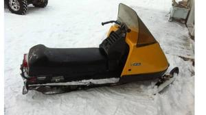Wanted small snowmobile parts